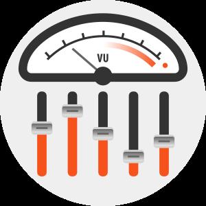 servicios produccion audio personalizado profesional